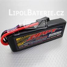 Lipol baterie Zippy, Traxxas TRA2843 2S 6000mAh 30C 7.4V
