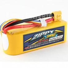 Lipol baterie Zippy Flightmax 4S 2200mAh 40C 14.8V