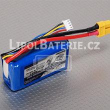Lipol baterie Turnigy 3S 1300mAh 30C 11.1V