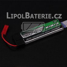 Lipol baterie Turnigy nano-tech 1S 600mAh 35C 3.7V
