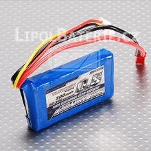 Lipol baterie Turnigy 2S 500mAh 20C 7.4V
