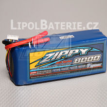 Lipol baterie Zippy Flightmax 6S 8000mAh 30C 22.2V