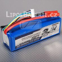 Lipol baterie Turnigy 6S 3300mAh 30C 22.2V