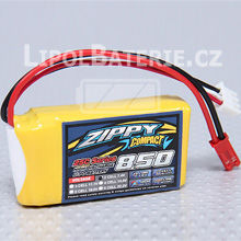 Lipol baterie Zippy Compact 2S 850mAh 25C 7.4V