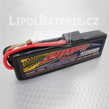 Lipol baterie Zippy, Traxxas TRA2872 3S 5000mAh 30C 11.1V
