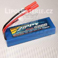 Lipol baterie Zippy Flightmax 2S 5000mAh 20C 7.4V HARDCASE
