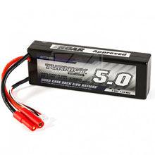 Lipol baterie Turnigy 2S 5000mAh 60C 7.4V HARDCASE