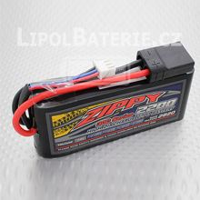 Lipol baterie Zippy, Traxxas TRA2820 2S 2200mAh 30C 7.4V