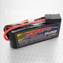 Lipol baterie Zippy, Traxxas TRA2823 3S 1400mAh 30C 11.1V