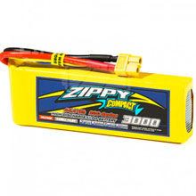 Lipol baterie Zippy 4S 3000mAh 20C 14.8V