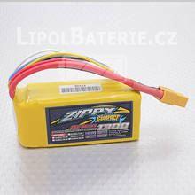 Lipol baterie Zippy Compact 4S 1300mAh 25C 14.8V