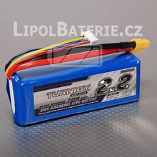 Lipol baterie Turnigy 3S 2200mAh 25C 11.1V