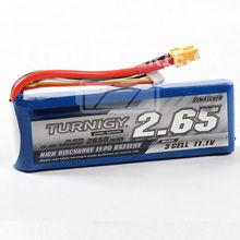 Lipol baterie Turnigy 3S 2650mAh 20C 11.1V