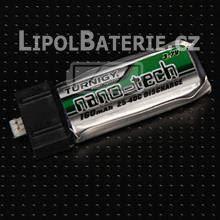 Lipol baterie Turnigy nano-tech, E-Flite 1S 160mAh 25C 3.7V