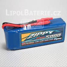 Lipol baterie Zippy Flightmax 4S 5000mAh 30C 14.8V