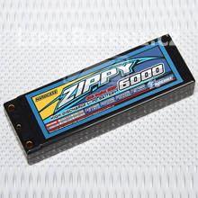 Lipol baterie Zippy Flightmax 2S 6000mAh 50C 7.4V HARDCASE