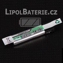 Lipol baterie Turnigy nano-tech T1 1S 160mAh 25C 3.7V
