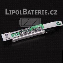 Lipol baterie Turnigy nano-tech T2 1S 160mAh 25C 3.7V