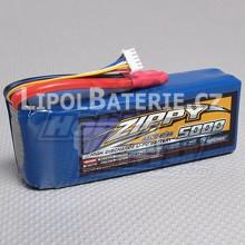 Lipol baterie Zippy Flightmax 4S 5000mAh 45C 14.8V
