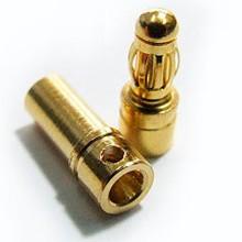 3.5mm Gold konektor - p�r