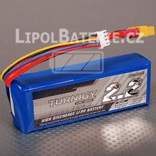 Lipol baterie Turnigy 3S 2200mAh 40C 11.1V