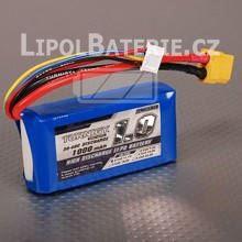 Lipol baterie Turnigy 3S 1000mAh 30C 11.1V