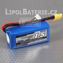 Lipol baterie Turnigy 3S 1500mAh 25C 11.1V