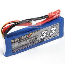 Lipol baterie Turnigy Heavy Duty 2S 3300mAh 60C 7.4V